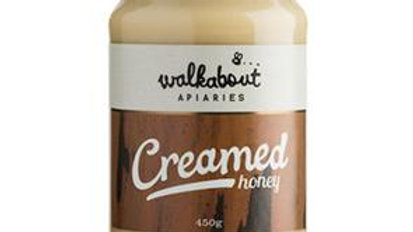 Walkabout Creamed Honey