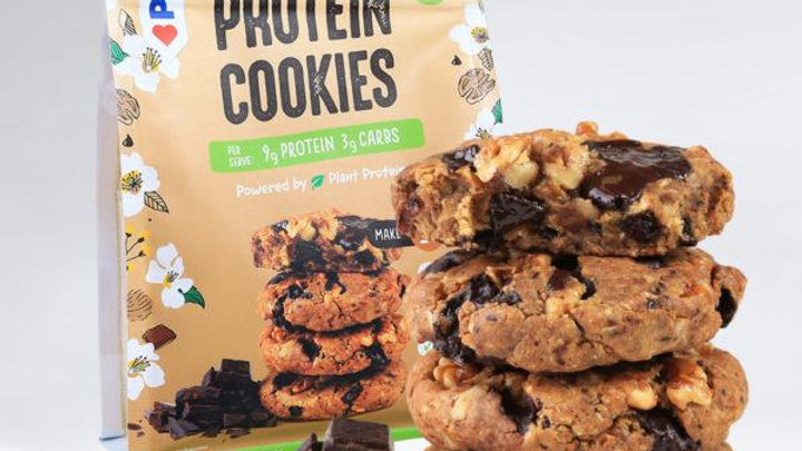 Plant Based Protein Cookies 350gram