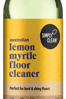 Simply Clean Lemon Myrtle Floor Cleaner