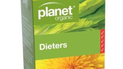 Planet Organic Dieters Tea Bags 25S