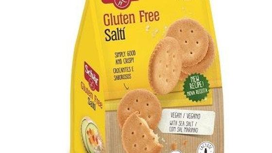 Schar Salti Crackers 175g Gluten Free