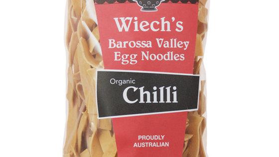 Wiech's Organic Chilli Egg Noodles