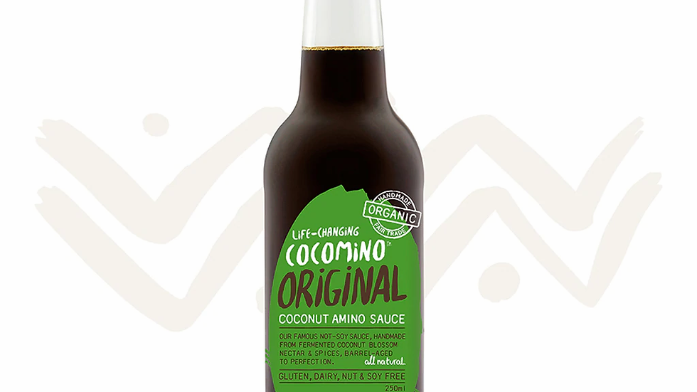 Cocomino - Original Coconut Amino Sauce - 250ml Bottle