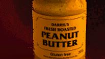 Darrell's Fresh Roasted Peanut Butter 500 gram