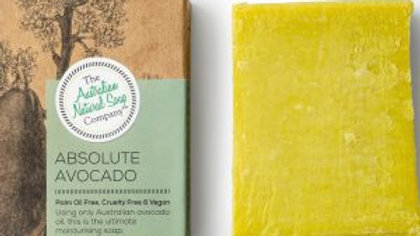 The Australian Natural Soap Co Absolute Avocado Cleansing Bar