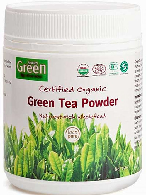 Absolute Green Tea Powder (Matcha) 150 gram