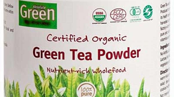 Absolute Green Tea Powder (Matcha) 150 gram