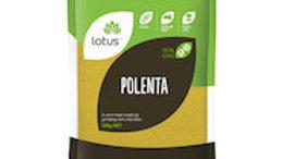 Lotus Polenta
