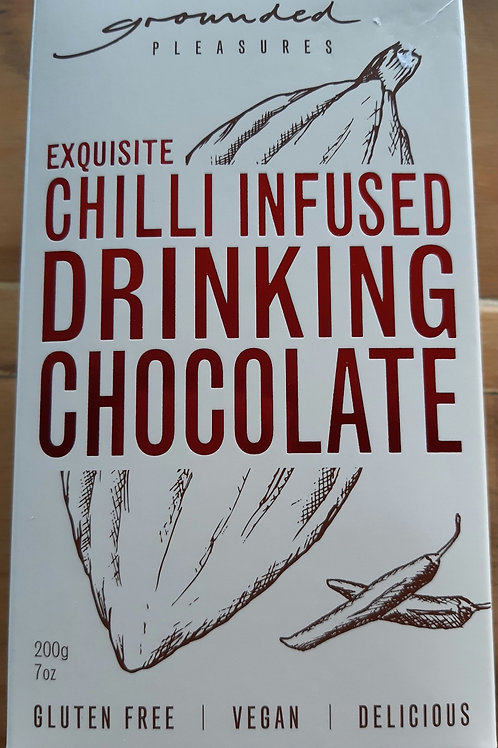 Grounded Pleasures Chilli  Infused Drinking Chocol