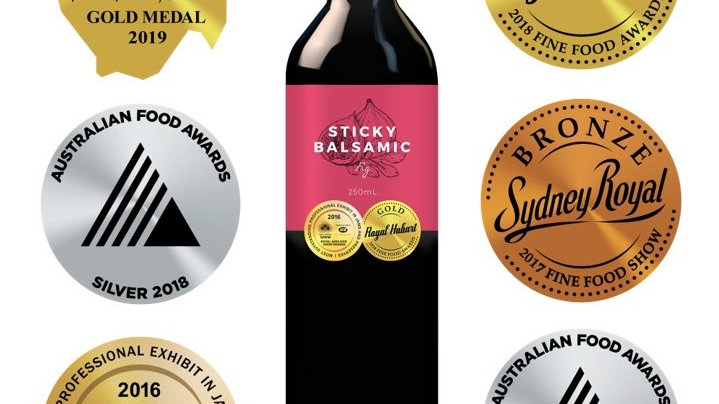 Sticky Balsamic Fig 250 ml