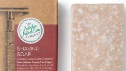 The Australian Natural Soap Co Shaving Bar