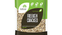 Lotus Freekeh Cracked