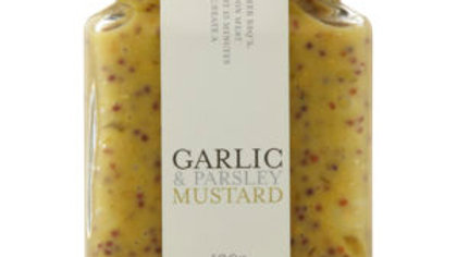 Garlic + Parsley Mustard 110g