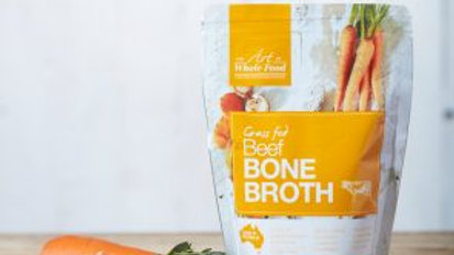 The Art of Whole Food Beef Bone Broth 500ml