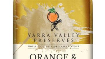 YVGF Orange + Sesame Salad Splash 250ml