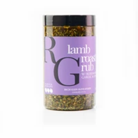 RG Lamb Roast Rub Rosemary.Garlic