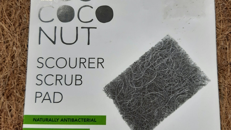 Eco Coco Nut Scrubber Pad 2 pack