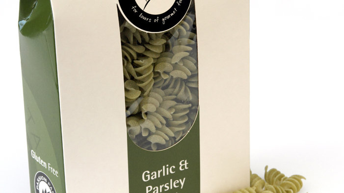 Passion Pasta Garlic & Parsley Spirals  Gluten Free