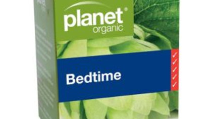 Planet Organic Bed Time Tea Bags 25S