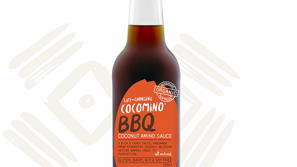 Cocomino - BBQ Coconut Amino Sauce - 250ml Bottle