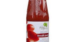 Global Organics Tomato Passata (puree) 680gm Glass