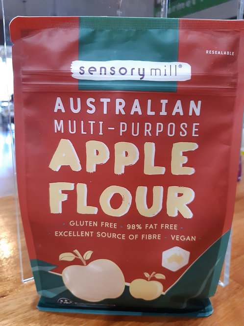 Sensory Mill Apple Flour
