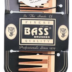 Bass Medium Bamboo Comb
