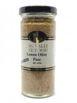 King Valley Green Olive Pate 240gram