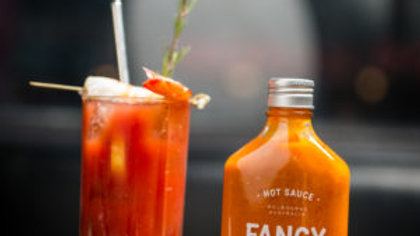 Fancy Hanks  Habanero & Carrot Hot Sauce 200ml