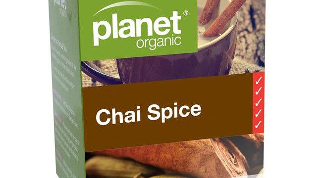 Planet Organic Chai Tea Bags 25s