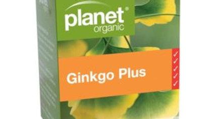 Planet Organic Ginko Plus Tea Bags 25S