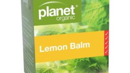 Planet Organic Lemon Balm Tea Bags 25S