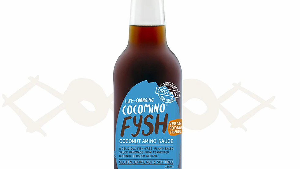 Cocomino - Fysh Sauce 250ml Bottle
