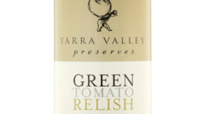 Green Tomato Relish 250g