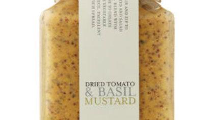 Dried Tomato + Basil Mustard 110g