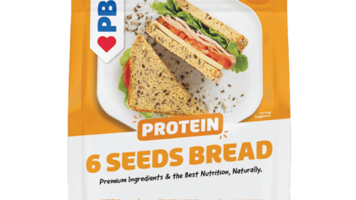 Protein Bread Mix – 6 Seeds