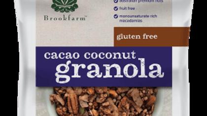 Gluten Free Cacao & Coconut Granola