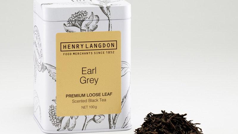 Earl Grey Tea 100gram
