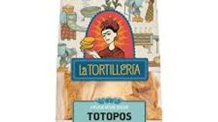 La Tortilleria Totopos Natural  (Corn Chips)