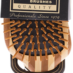 Bass Bamboo Curved Brush Large