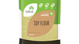 Lotus Soy Flour Organic