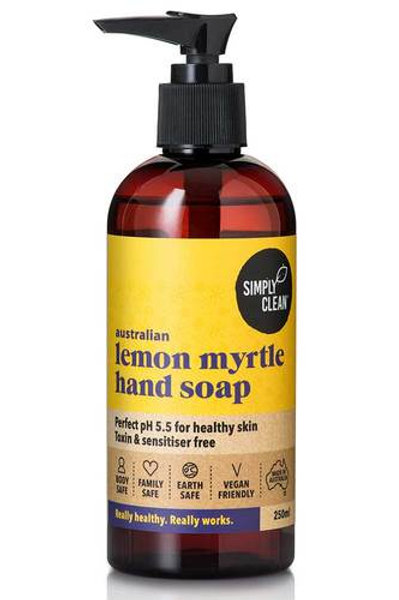Simply Clean Lemon Myrtle Hand Soap