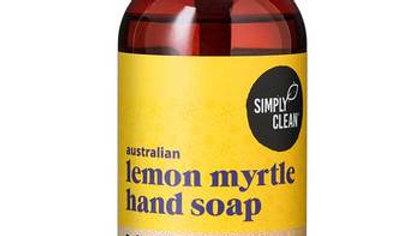 Simply Clean Lemon Myrtle Hand Soap