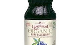 LAKEWOOD Blueberry Juice Organic 946mL