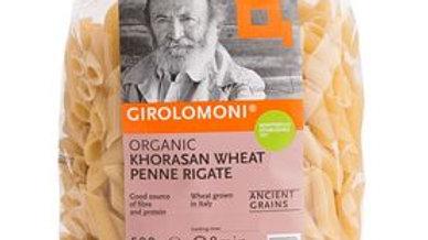 Girolomoni Organic Khorasan Wheat Penne Rigate 500g