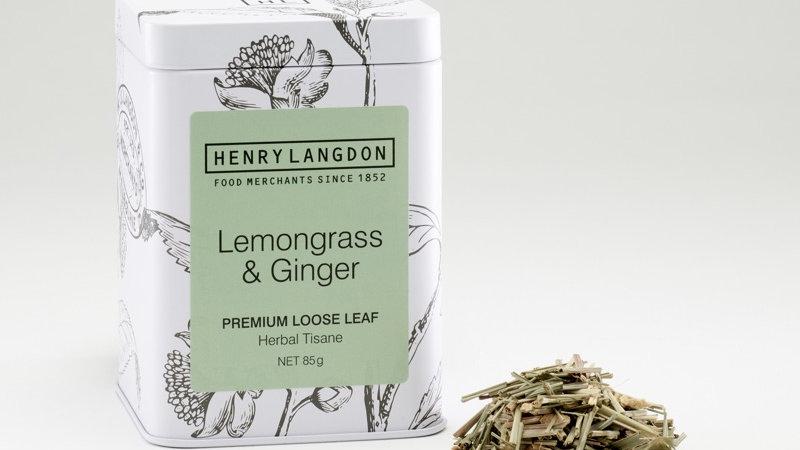 Lemongrass & Ginger Tea 85 gram