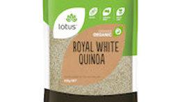 Lotus Royal White Quinoa Organic