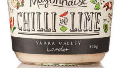 Chilli & Lime Mayonnaise 180g