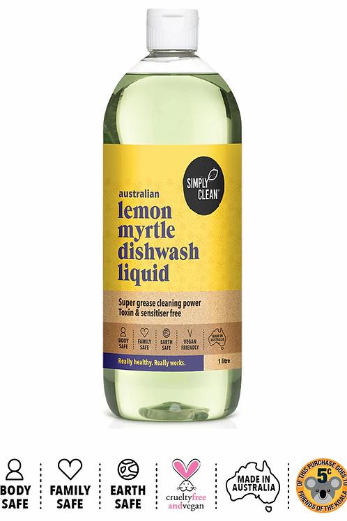 Simply Clean Lemon Myrtle Dishwashing Liquid