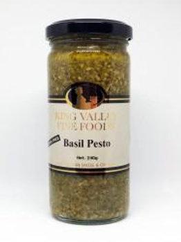 King Valley Basil Pesto 240gram